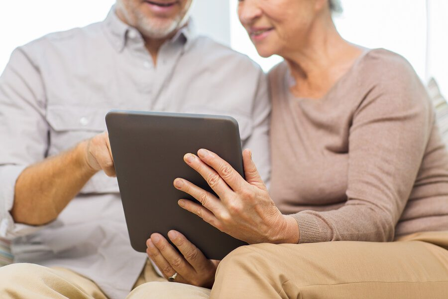 "How will the ""Internet of Things"" give seniors more aging options?"