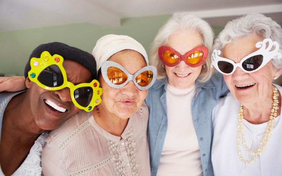 Social engagement promotes seniors' physical, emotional health