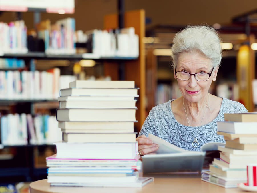Seniors are reaching new heights with higher education and lifelong learning