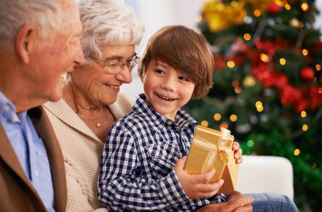 Choosing the Right Gifts for Your Grandchildren