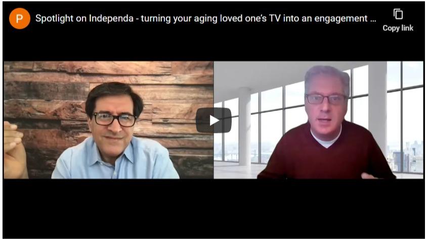 Spotlight on Independa – Positive Aging Sourcebook